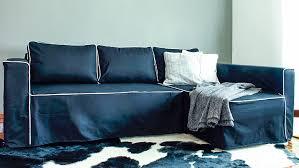 retapisser un canapé housse de canapé remplacement pour votre ikea manstad convertible