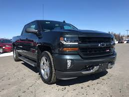 Sudbury All 2018 Chevrolet Silverado 1500 Vehicles For Sale Inside ...