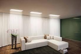 wohnzimmer beleuchtung mit led deckenleuchten osram