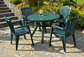 Inexpensive Patio Conversation Sets by Patio Plastic Patio Table And Chairs Plastic Garden Furniture