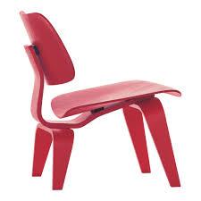 LCW Chair Red Ash - The Conran Shop