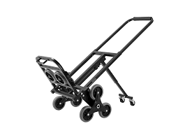 Z-bond Stair Climbing Cart 45 Inches Portable Hand Truck 2x Three ...