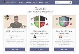 Mastering MEAN Development – Fernando Monteiro Front end Developer