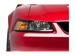 Depo Auto Lamps Catalog Pdf by Axial Mustang Black Stock Replacement Headlights 49092 99 04 All