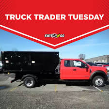 100 Pickup Truck Trader SwitchNGo Looking For A Ford Truck Upfitted With A 80135223970