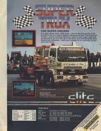 100 Elite Trucking Supertrux 1988 Systems ZX SpectrumTAP ROM Download