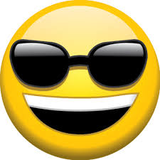 Sunglasses Emoji Clipart Iphone