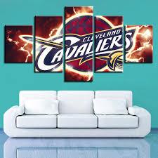 100 Pop Art Home Decor Cavas NBA Team Modern Wall Painting Prints