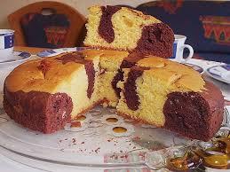 zebrakuchen für diabetiker