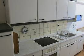 einbauküche weiss küchenzeile l 3 30 meter küchen platte 2