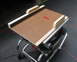 Makita Tile Table Saw by 6 Tips To Building A Better Cross Cut Sled For Your Tablesaw 9
