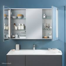 light up your bathroom with mirror with a secret