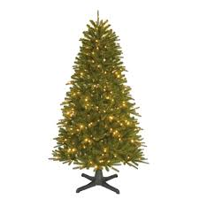 Slim Pre Lit Multicolor Christmas Tree by Color Switch Plus 7 5 U0027 Pre Lit Regal Fir Tree