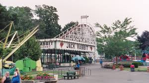 Haunted Attractions In Pa And Nj by Jack Rabbit At Clementon In Nj It Broke Down Before I Got There