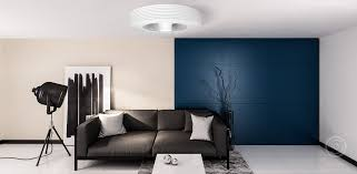Exhale Ceiling Fan With Light by Exhale Fans Singapore