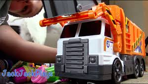 Garbage Truck TOY UNBOXING Playing: Garbage Truck Videos For ... Toy Trash Trucks In Action Garbage Truck With Side Arm Best Kids Playing Pictures Dickie Toys Walmartcom Videos For Children Unboxing Tonka Mighty Dumpster Worlds Recycling Waste Youtube Amazoncom 12air Pump Vehicle For Green Kawo Jack Bruder Video Gym Pickup Front Loader