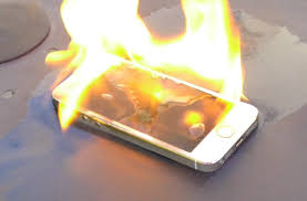 iPhone Catches Fire in Girl s Pants Reagan Plus Cats