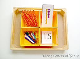 Montessori Inspired Math Activities Using Bead Bars W Free Printables