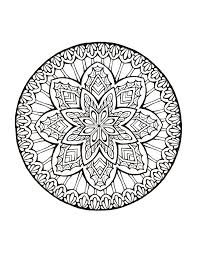 Picture Coloring Mandala Book Pdf New At 17 Best Images About Teach On Pinterest