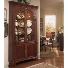 American Drew Cherry Grove Corner China Cabinet 231000