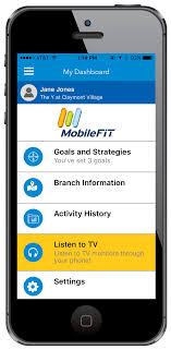 MobileFiT fers the MYE AppAudio™ Smartphone Audio Option on the