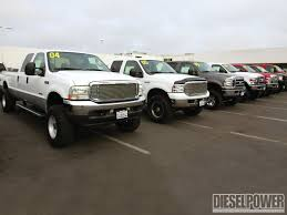 Buying Used - Diesel Power Magazine 2010 Ford F250 Diesel 4wd King Ranch Used Trucks For Sale In Used 2007 Lariat Outlaw 4x4 Truck For Sale 33347a Norcal Motor Company Trucks Auburn Sacramento 93 Best Images On Pinterest 24988 A 2006 Fseries Super Duty F550 Crew Lifted Jeeps Custom Truck Dealer Warrenton Va 2018 F150 First Drive Putting Efficiency Before Raw 2002 Cab 73l Powerstroke United Dealership Secaucus Nj Lifted 2017 F350 Dually 10 Best And Cars Power Magazine