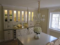 Awesome Dining Room Built In Cabinets Photos