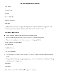 Resume Examples For Call Center Jobs Also Brilliant Ideas Of Resumes Wonderful