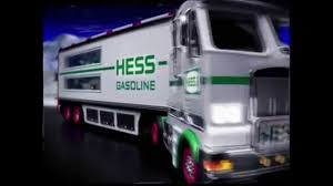 2003 Hess Toy Truck Commercial - YouTube Sold Tested 1995 Chrome Hess Truck Limited Made Not To Public 2003 Toy Commercial Youtube 2014 And Space Cruiser With Scout Video Review Cporation Wikipedia 1994 Rescue Steven Winslow Kerbel Collection Check Out This Amazing Display In Ramsey New Jersey A Happy Birthday For Trucks History Of The On Vimeo The 2016 Truck Is Here Its A Drag Njcom 2006 Helicopter Unboxing Light Show