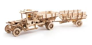 UGears Additions For Truck