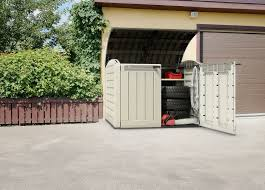 Suncast Outdoor Vertical Storage Shed by Furniture Pretty Suncast Storage Shed In House Design Made Of
