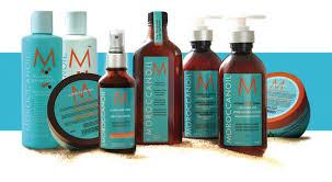 Moroccanoil Treatment Light hair oil for thin fine hair