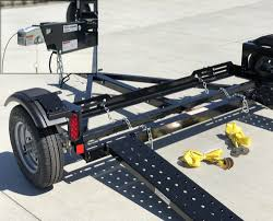 EZ Haul Car Tow Dolly With Hydraulic Brakes | The USA Trailer Store