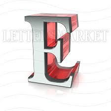 LettersMarket Royalty Free E
