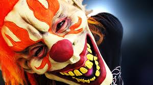 Purge Masks Halloween Express by Police Don U0027t Be Foolish This Halloween With Clown Craze