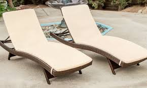 Pool Deck Chairs Most Fortable Outdoor Chaise Lounge