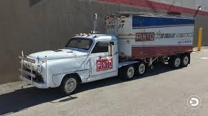 100 Crosley Truck DriveShare