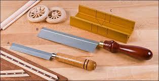 razor saws lee valley tools