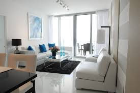 Ikea Kivik Living Room Contemporary With High Gloss White Floor Modern Bar Stools And Counter