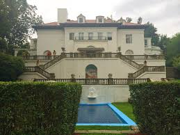 Started At The Bottom And Built It Mansion Not That Far Down Road From Rockefellers Comes With An Elevator A View Of Palisades