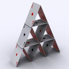 Pyramid Or House Of Cards EEJournal