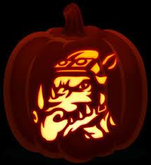 Tmnt Pumpkin Template by Super Villains Orange And Black Pumpkins