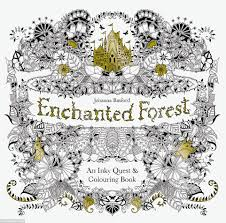 Enchanted Forest Coloring Book Philippines