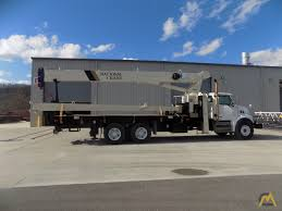 National 8100D 23-ton Boom Truck On Sterling SOLD Trucks Cranes ...