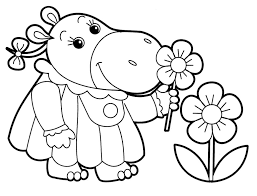 Free Little Kid Coloring