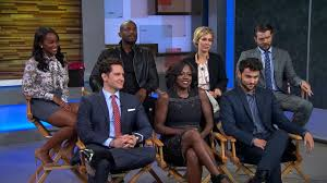 Hit The Floor Cast Member Killed by Cast Of U0027how To Get Away With Murder U0027 Live Abc News