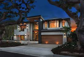 104 Modern Architectural Home Designs An Ultra Infused With Warmth In Newport Beach