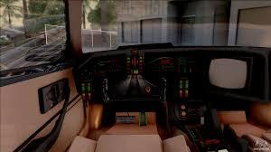 100 Knight Rider Truck KITT 2000 For GTA San Andreas