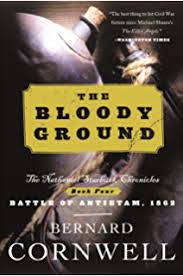 The Bloody Ground Starbuck Chronicles Volume Four Nathaniel Book