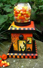 Halloween Candy Dish by Halloween Candy Dispenser